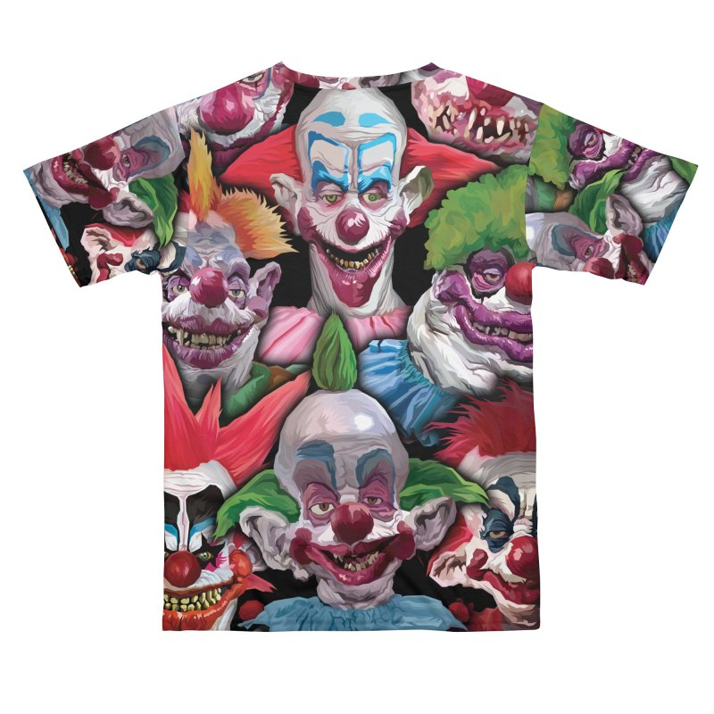 Killer Klowns Rule!!!! Men's Cut & Sew by pentoolarts's Artist Shop