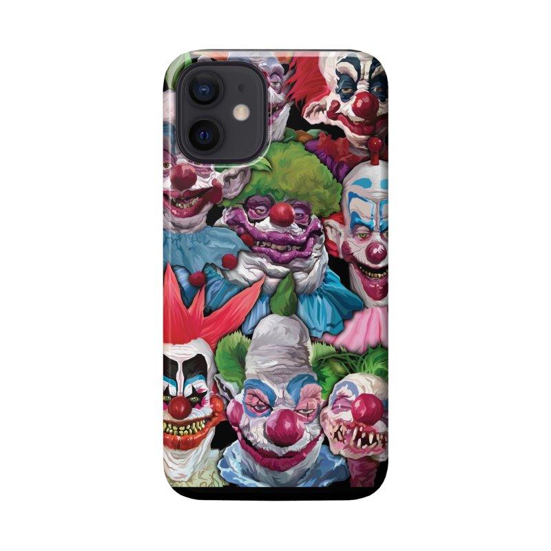 Killer Klowns Rule!!!! Accessories Phone Case by pentoolarts's Artist Shop