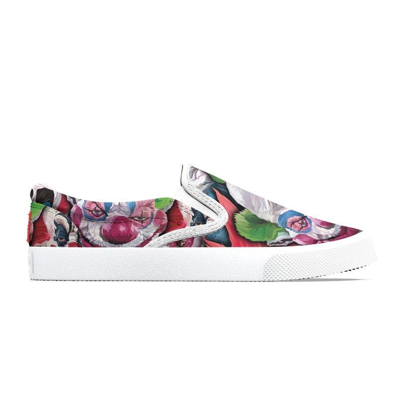Killer Klowns Rule!!!! Women's Shoes by pentoolarts's Artist Shop