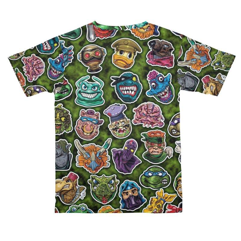 Turtles Time Men's Cut & Sew by pentoolarts's Artist Shop