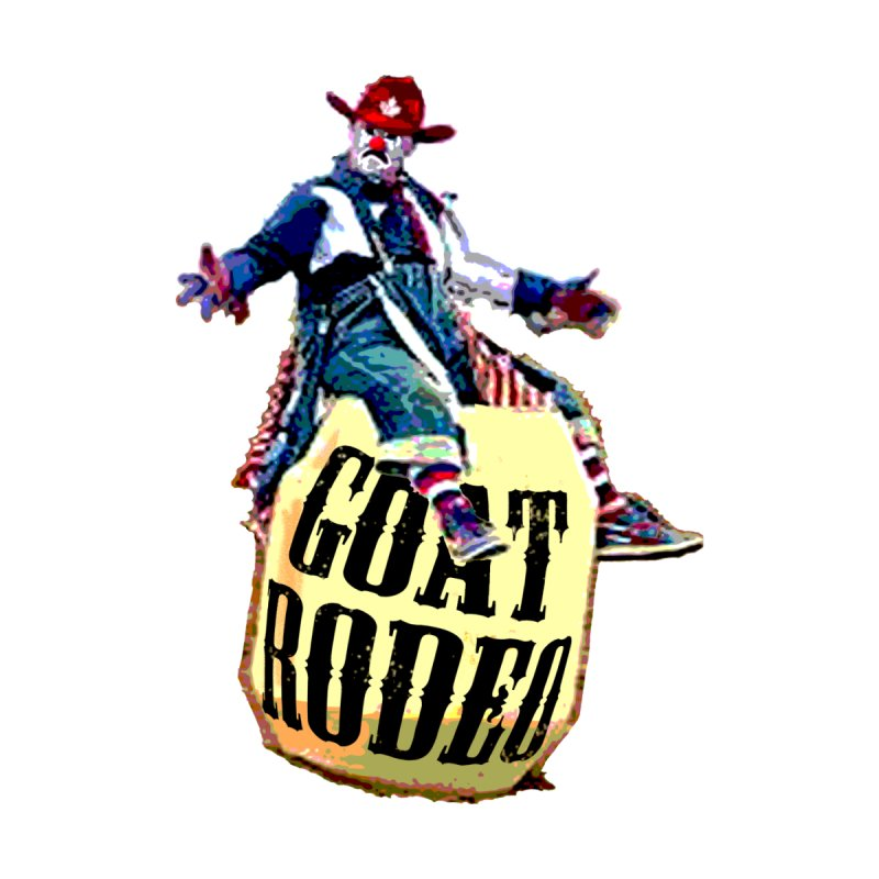 GOAT RODEO LOGO by peoplecanrun's Artist Shop