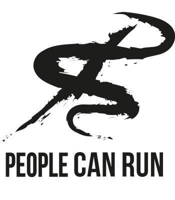 peoplecanrun's Artist Shop Logo