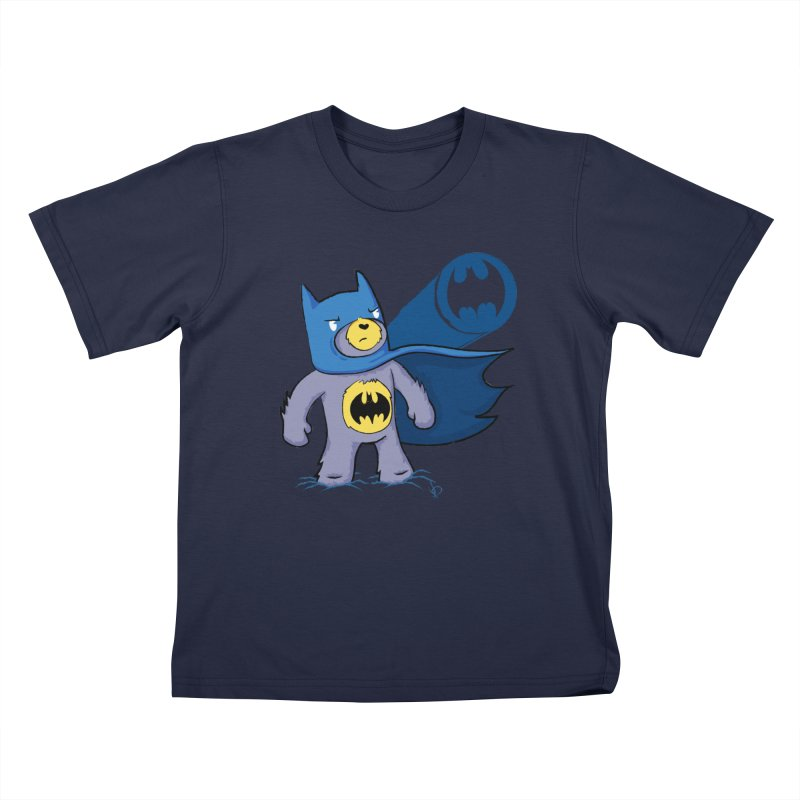 Batbear Kids Toddler T-Shirt by pepemaracas's Artist Shop