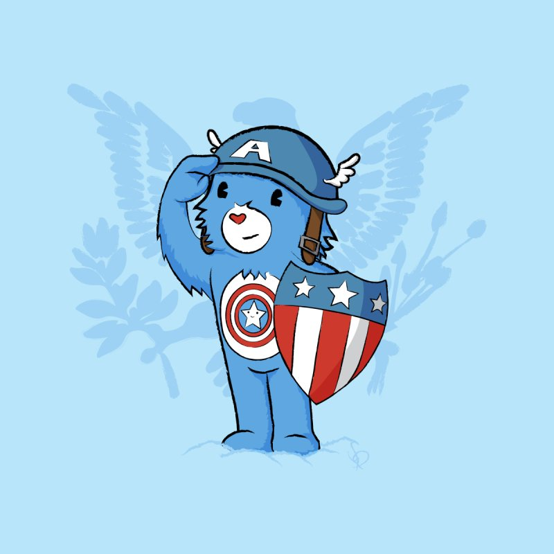 Captain Americare None  by pepemaracas's Artist Shop