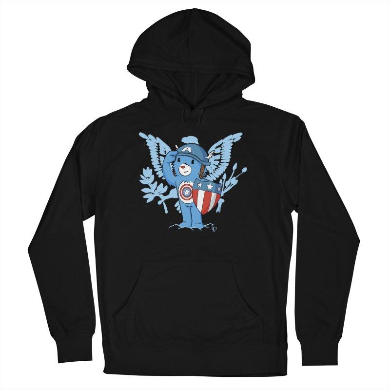 Captain Americare Men's Pullover Hoody by pepemaracas's Artist Shop
