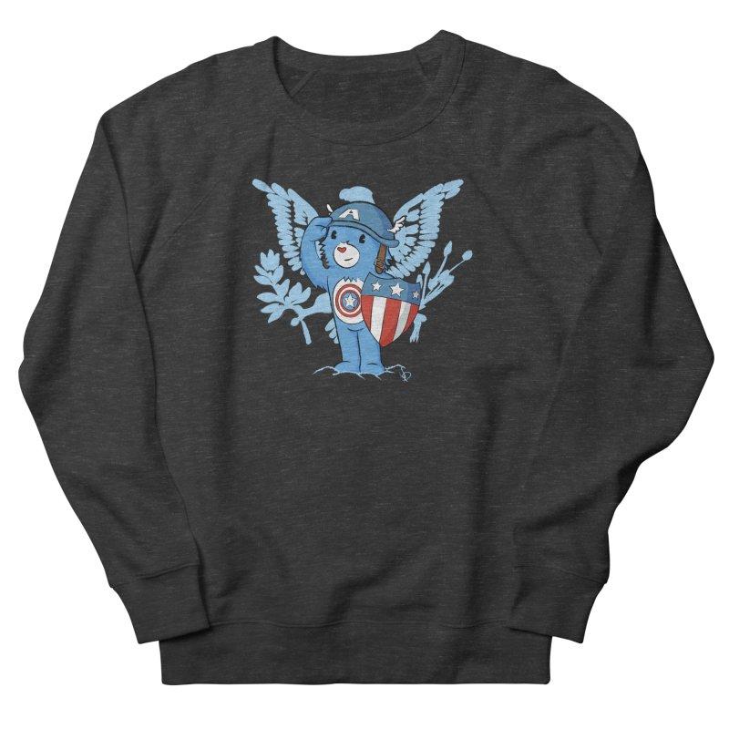 Captain Americare Women's Sweatshirt by pepemaracas's Artist Shop