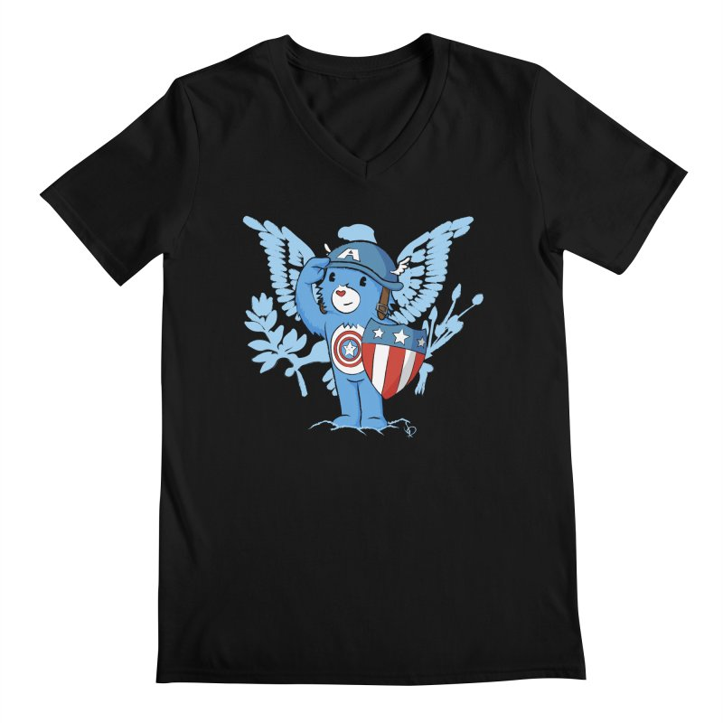 Captain Americare   by pepemaracas's Artist Shop