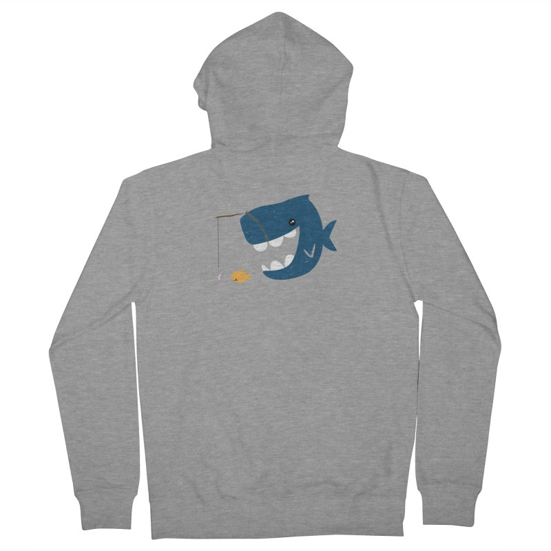 Mouth That Feeds Men's Zip-Up Hoody by pepemaracas's Artist Shop