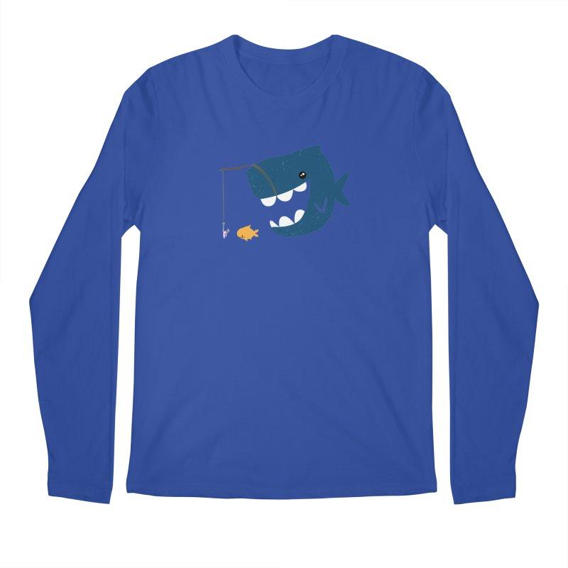 Mouth That Feeds Men's Longsleeve T-Shirt by pepemaracas's Artist Shop