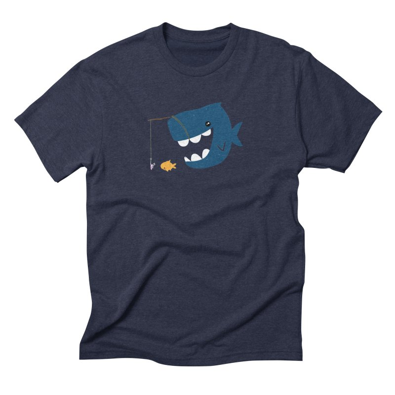 Mouth That Feeds Men's Triblend T-Shirt by pepemaracas's Artist Shop