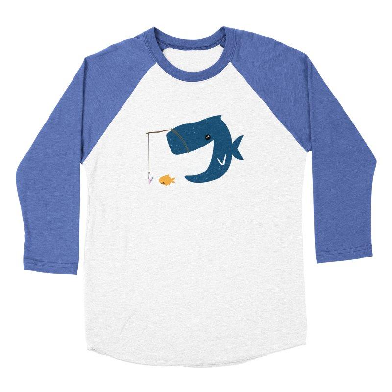 Mouth That Feeds Women's Baseball Triblend T-Shirt by pepemaracas's Artist Shop