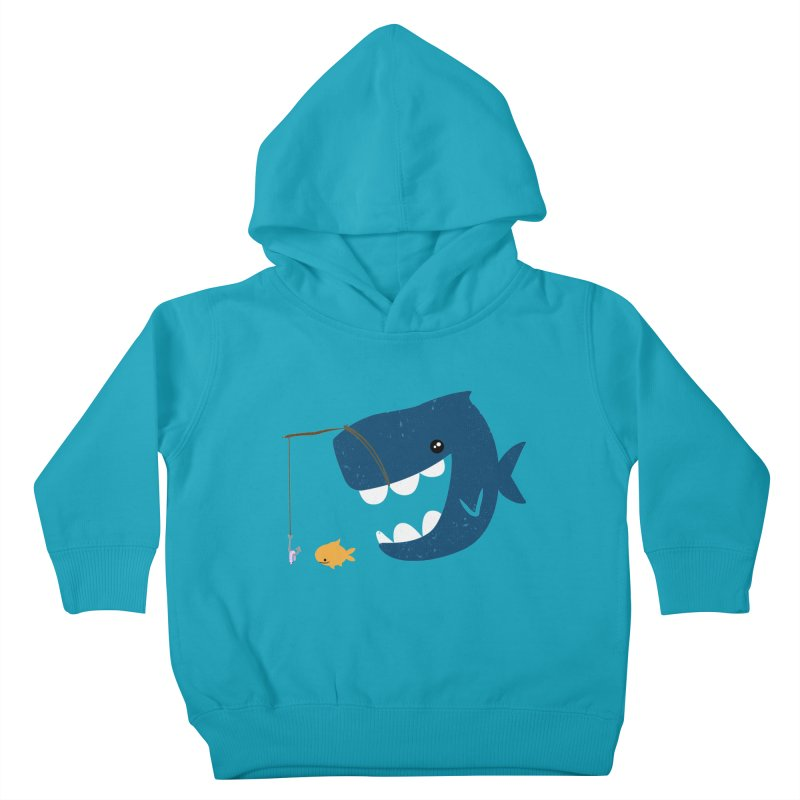 Mouth That Feeds Kids Toddler Pullover Hoody by pepemaracas's Artist Shop