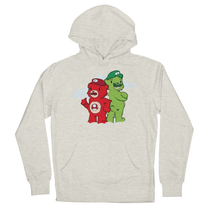 Care Bros Men's Pullover Hoody by pepemaracas's Artist Shop