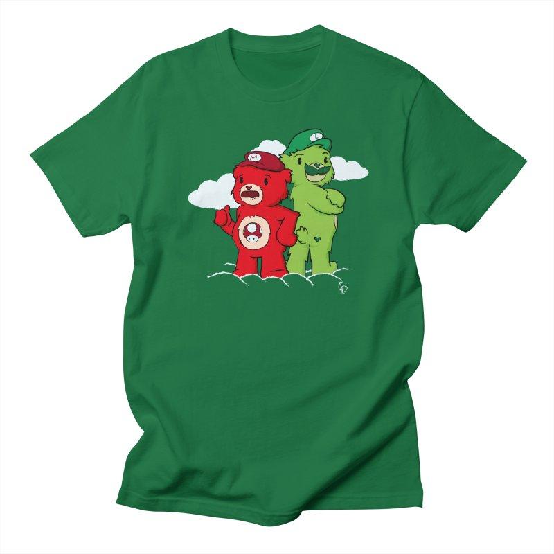 Care Bros Men's T-Shirt by pepemaracas's Artist Shop