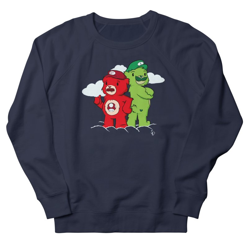 Care Bros Men's Sweatshirt by pepemaracas's Artist Shop