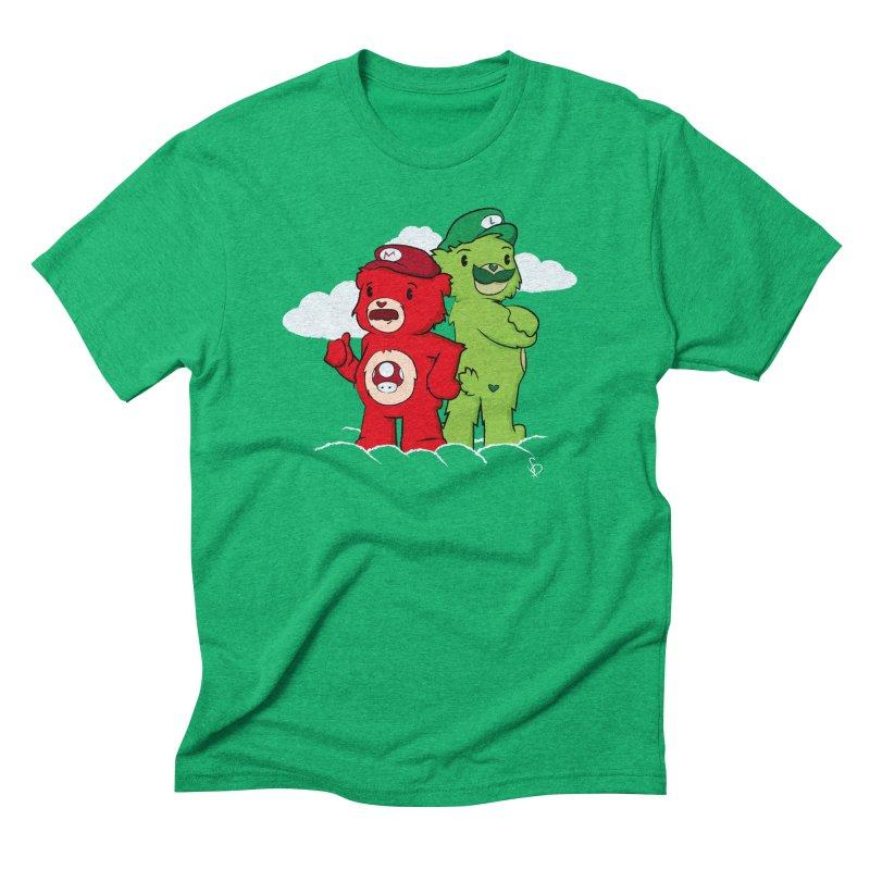 Care Bros Men's Triblend T-shirt by pepemaracas's Artist Shop