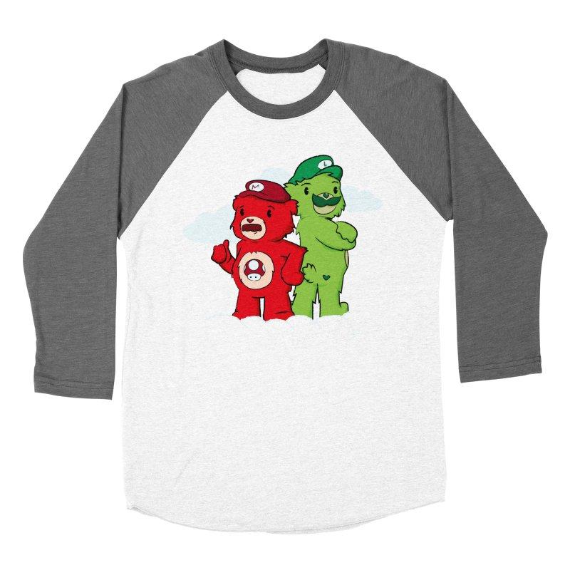 Care Bros Women's Baseball Triblend T-Shirt by pepemaracas's Artist Shop