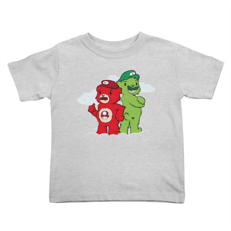 Care Bros Kids Toddler T-Shirt by pepemaracas's Artist Shop