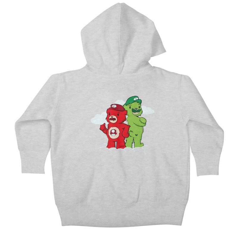 Care Bros Kids Baby Zip-Up Hoody by pepemaracas's Artist Shop