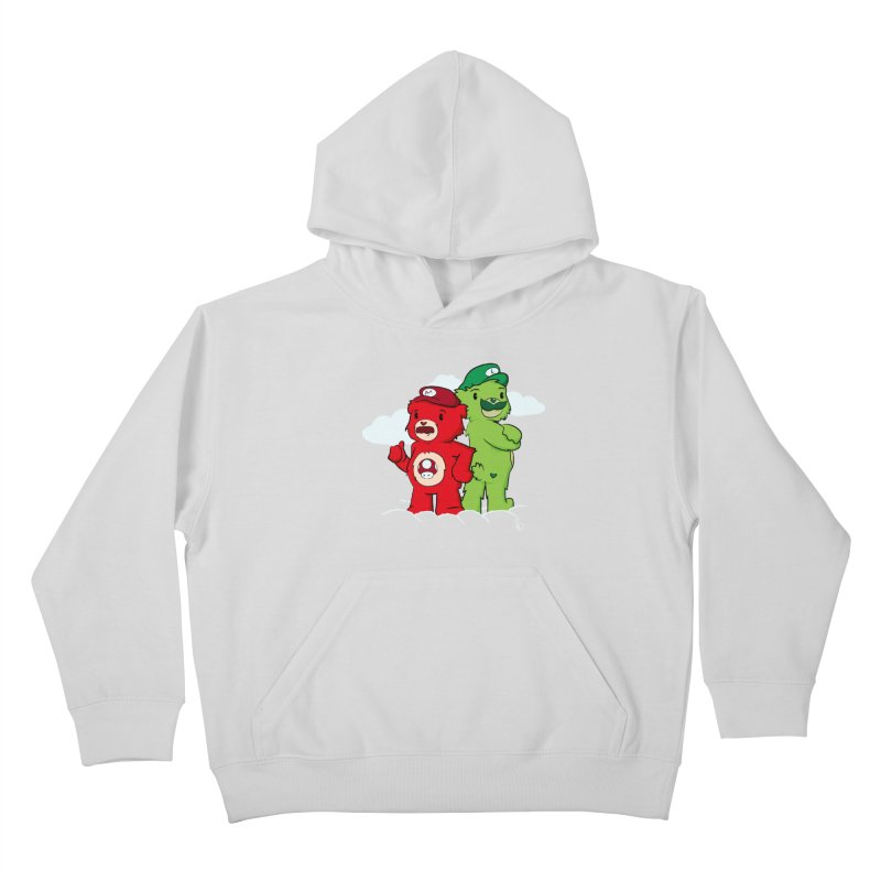 Care Bros Kids Pullover Hoody by pepemaracas's Artist Shop