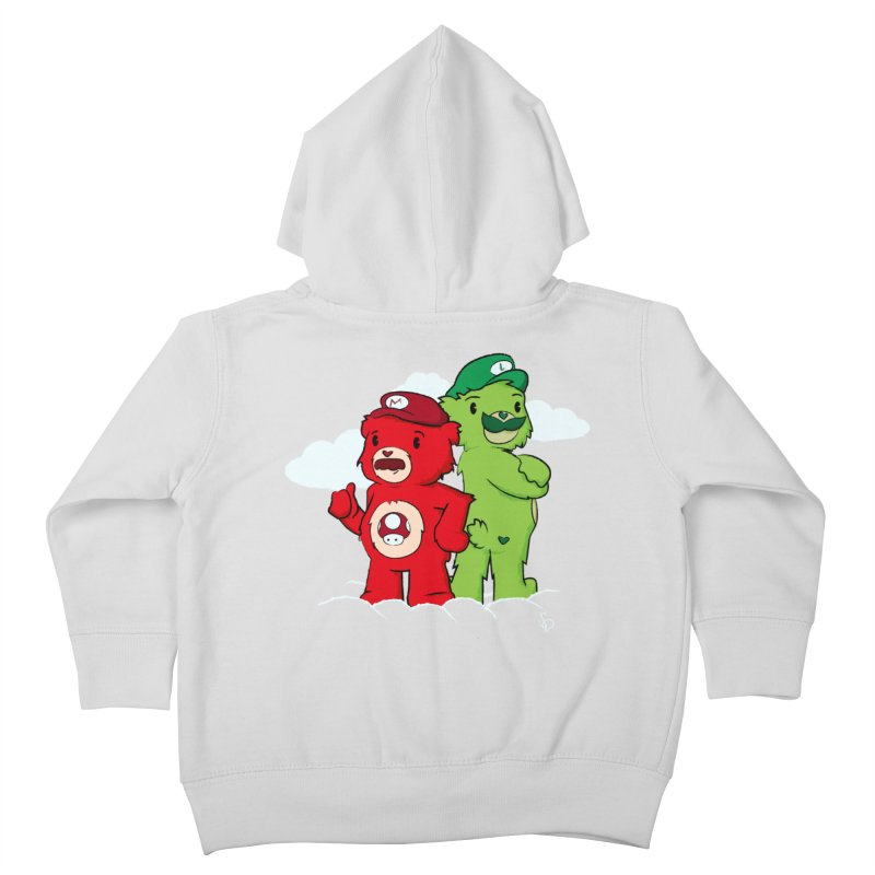 Care Bros Kids Toddler Zip-Up Hoody by pepemaracas's Artist Shop