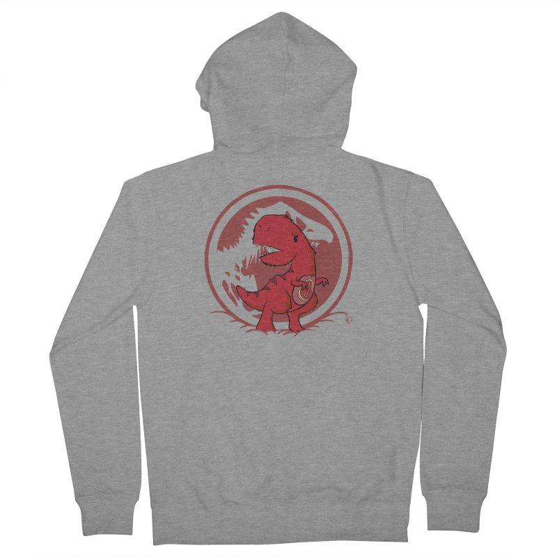 C-Rex Women's Zip-Up Hoody by pepemaracas's Artist Shop