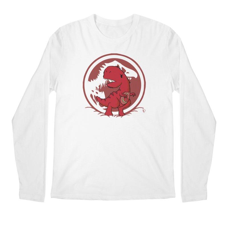 C-Rex Men's Longsleeve T-Shirt by pepemaracas's Artist Shop