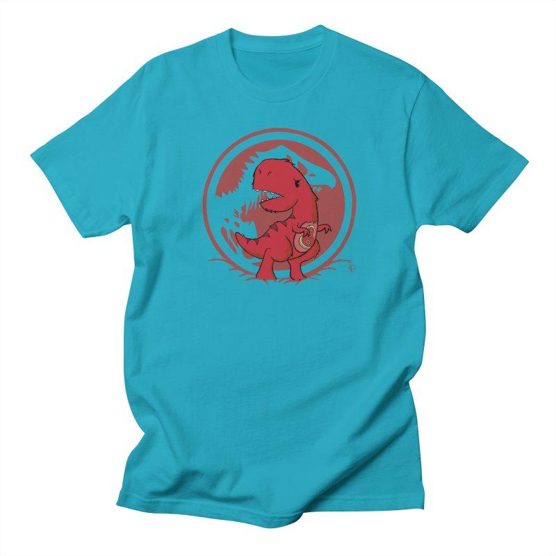 C-Rex Men's T-shirt by pepemaracas's Artist Shop