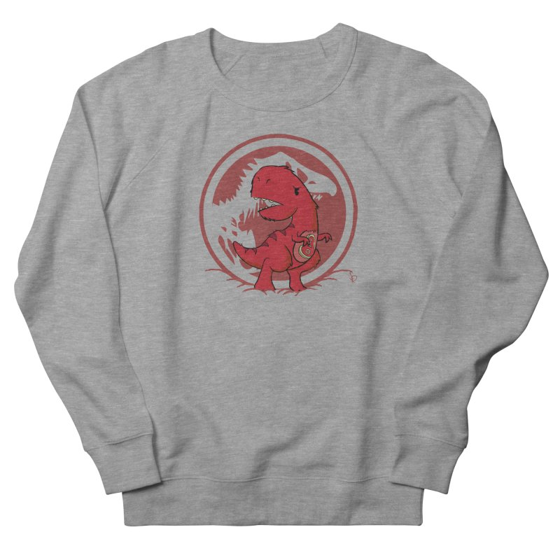 C-Rex Women's Sweatshirt by pepemaracas's Artist Shop
