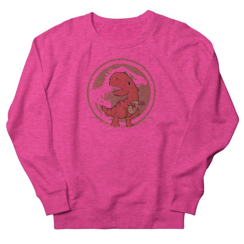 C-Rex Women's Sweatshirt by pepemaracas's Artist Shop