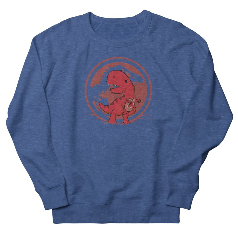 C-Rex Men's Sweatshirt by pepemaracas's Artist Shop