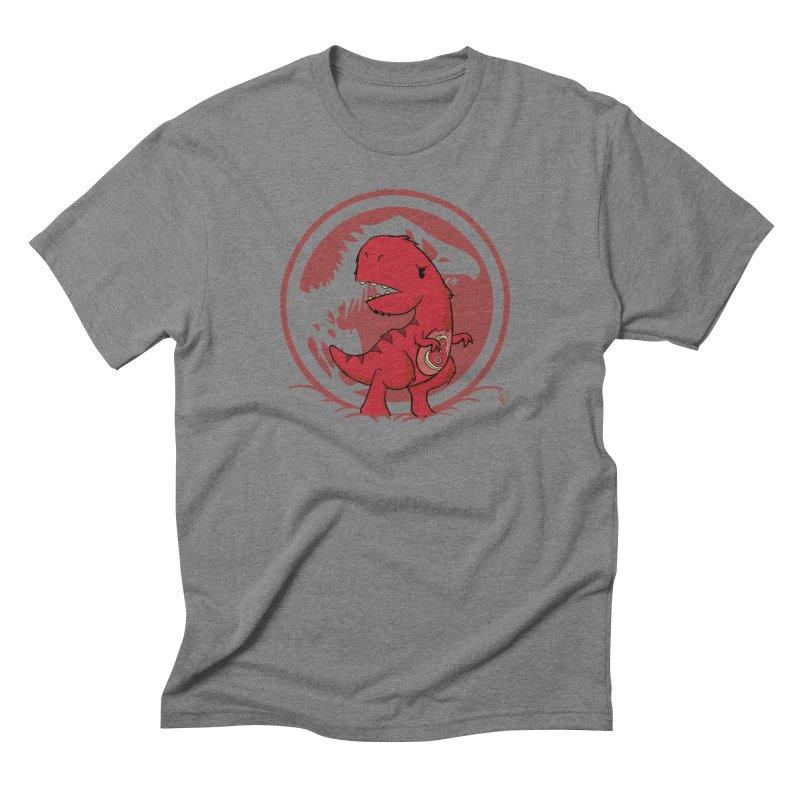 C-Rex Men's Triblend T-shirt by pepemaracas's Artist Shop