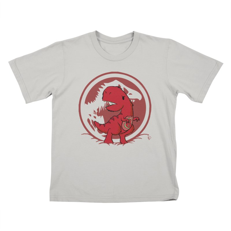 C-Rex Kids T-shirt by pepemaracas's Artist Shop