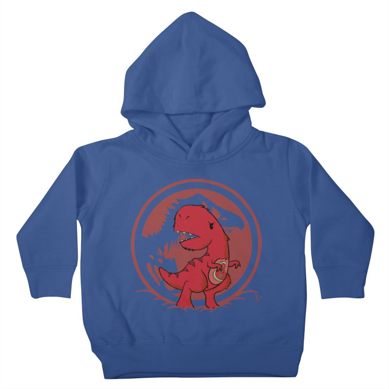 C-Rex Kids Toddler Pullover Hoody by pepemaracas's Artist Shop