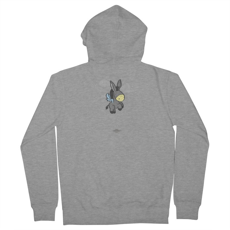 Flying Burrito Men's Zip-Up Hoody by pepemaracas's Artist Shop
