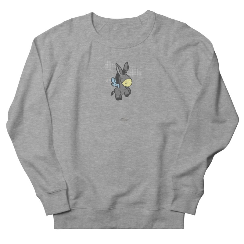 Flying Burrito Men's Sweatshirt by pepemaracas's Artist Shop