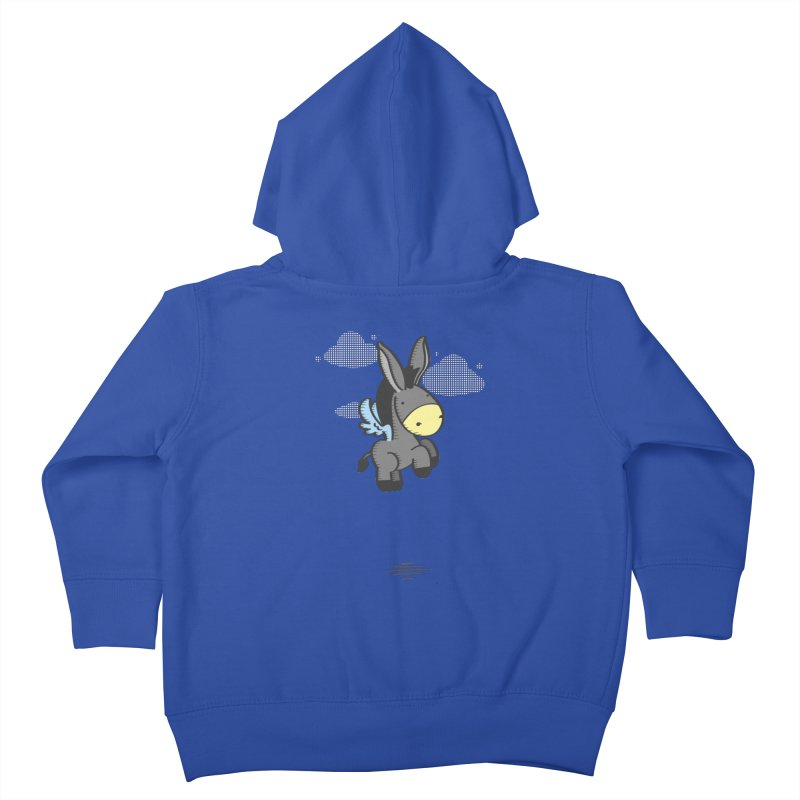 Flying Burrito Kids Toddler Zip-Up Hoody by pepemaracas's Artist Shop