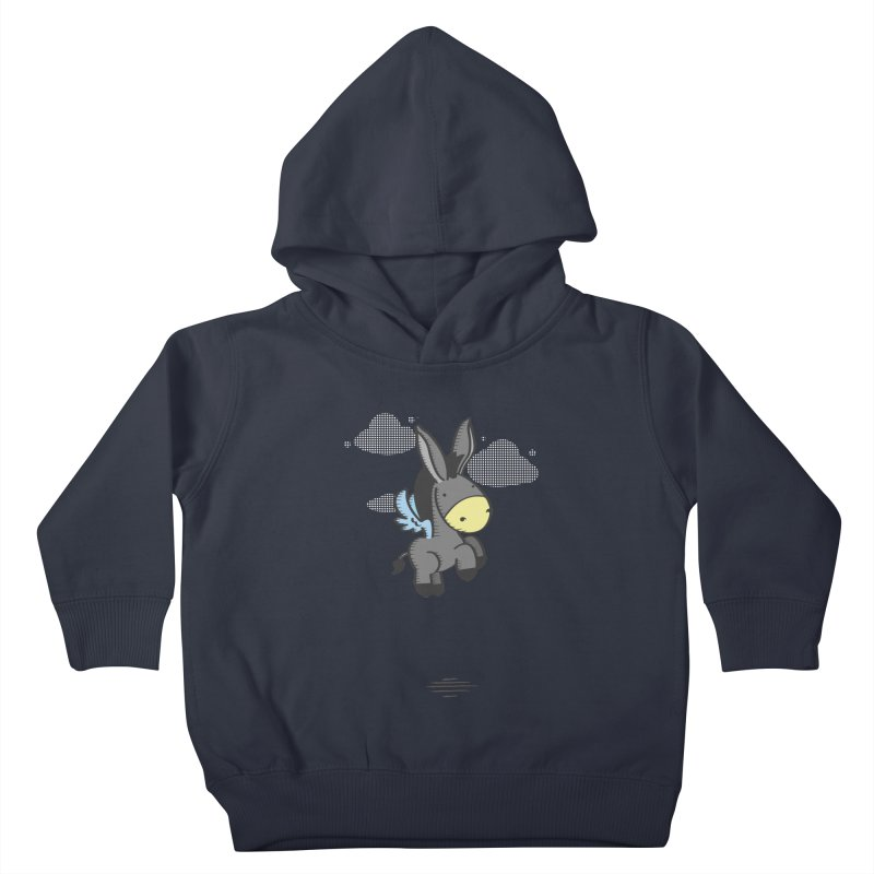 Flying Burrito Kids Toddler Pullover Hoody by pepemaracas's Artist Shop