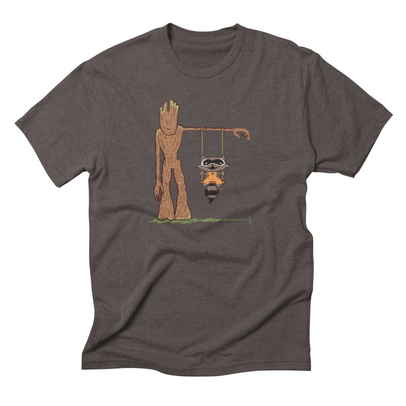 Come Swing With Me Men's Triblend T-Shirt by pepemaracas's Artist Shop