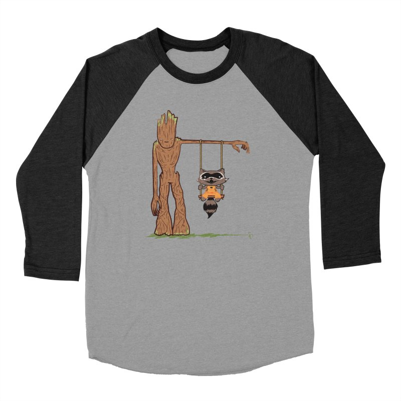Come Swing With Me Men's Baseball Triblend T-Shirt by pepemaracas's Artist Shop