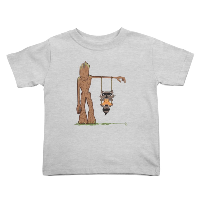 Come Swing With Me Kids Toddler T-Shirt by pepemaracas's Artist Shop