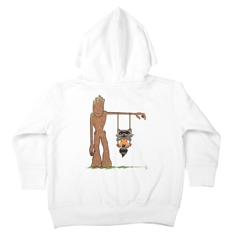 Come Swing With Me Kids Toddler Zip-Up Hoody by pepemaracas's Artist Shop