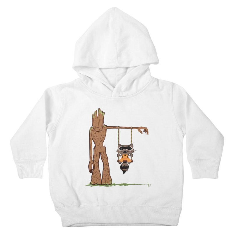 Come Swing With Me Kids Toddler Pullover Hoody by pepemaracas's Artist Shop
