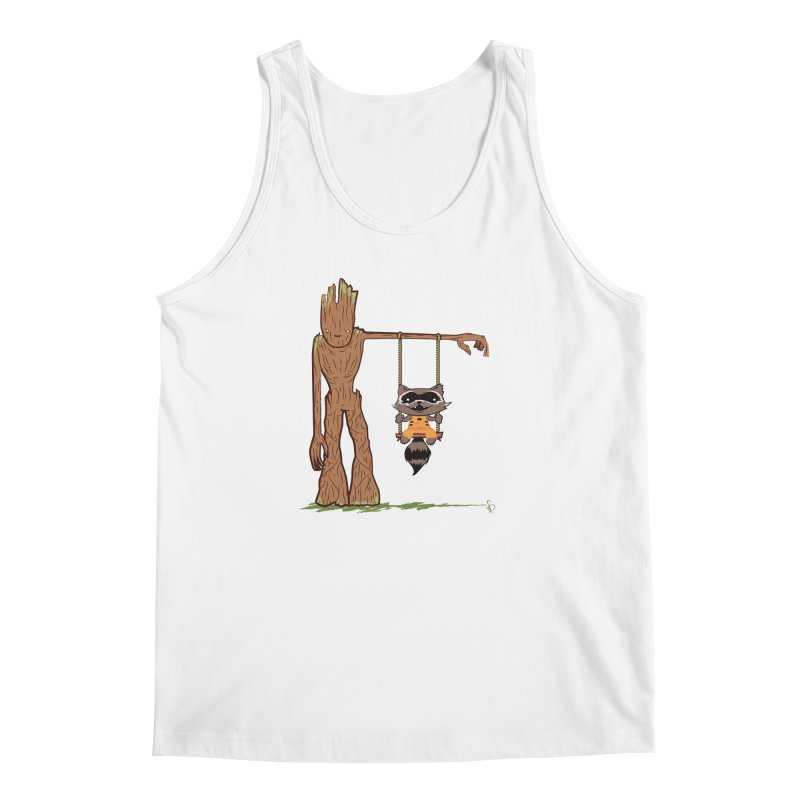 Come Swing With Me Men's Tank by pepemaracas's Artist Shop