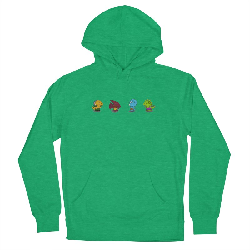 Extreme Dinos Women's Pullover Hoody by pepemaracas's Artist Shop