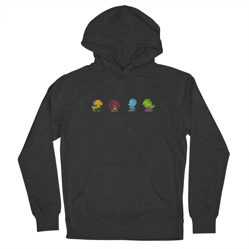 Extreme Dinos Men's Pullover Hoody by pepemaracas's Artist Shop