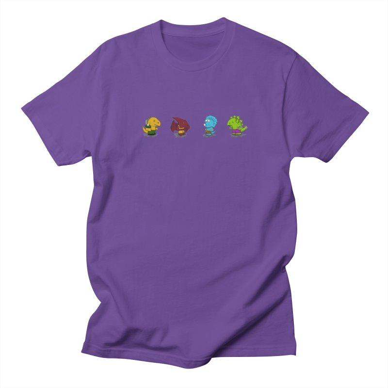 Extreme Dinos Men's T-Shirt by pepemaracas's Artist Shop