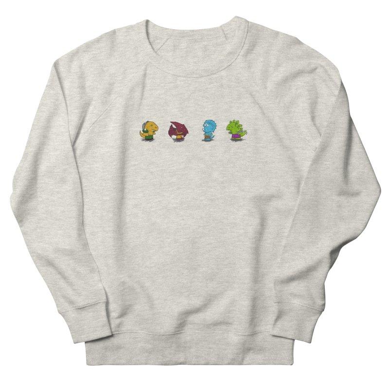 Extreme Dinos Women's Sweatshirt by pepemaracas's Artist Shop