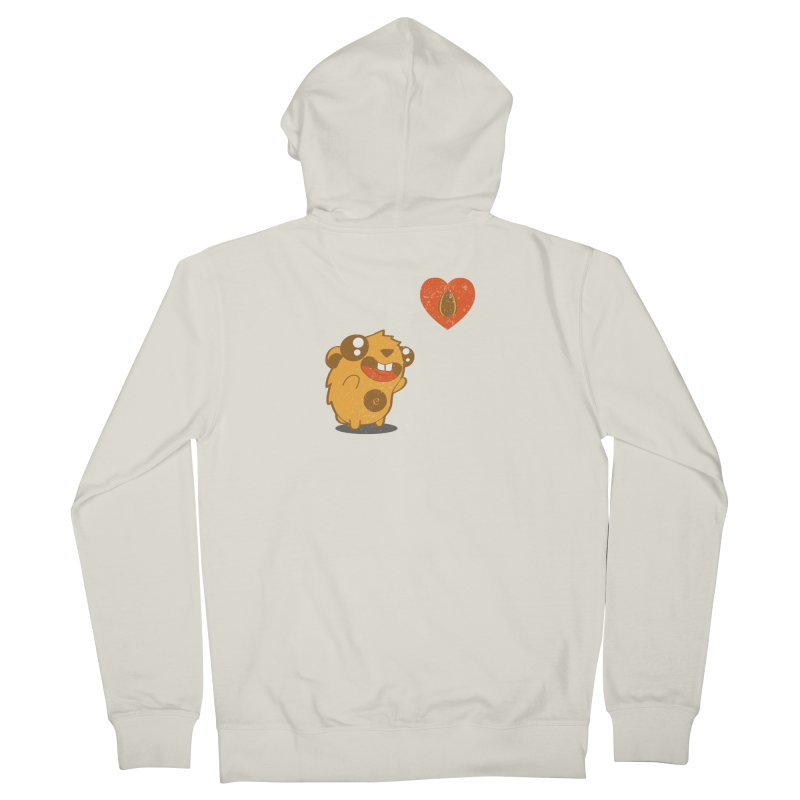 You Gotta Love Seeds Men's Zip-Up Hoody by pepemaracas's Artist Shop