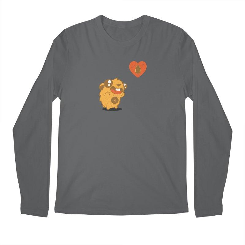 You Gotta Love Seeds Men's Longsleeve T-Shirt by pepemaracas's Artist Shop